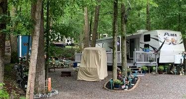 Camp A While