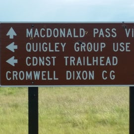 Quigley Group Use Area, the current name for the area.