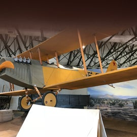 A Jenny. Fort Furlong in Columbus was also the sight of he first Army Air Base. Ever.