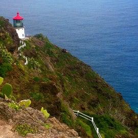 Lighthouse Near Bellows