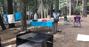 Silver Fork Campground