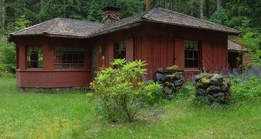 Hamma Hamma Cabin