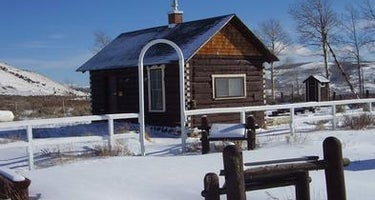 Grizzly Creek Guard Station