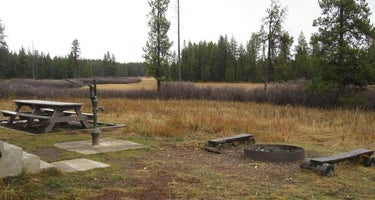 Squirrel Meadows Cabin