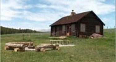 Muddy Guard Cabin