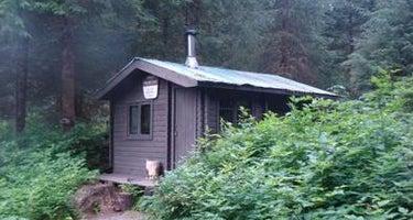 Wilson Narrows Cabin