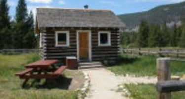 Moose Lake Cabin
