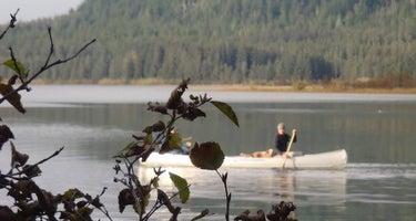 Situk Lake Cabin