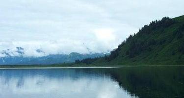 Martin Lake Cabin