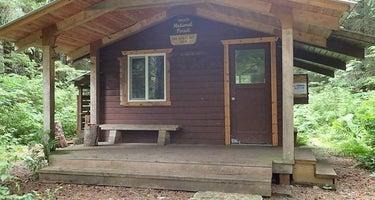 Kah Sheets Bay Cabin