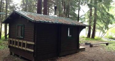 Sitkoh Lake (West) Cabin