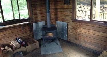 Moser Island Cabin
