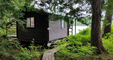 Honker Lake Cabin