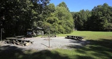 Cove Creek Lower Group Camp