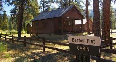 Barber Flat Cabin