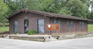 Buckhorn Campground (ok) Chickasaw Nra