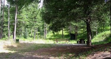 Moose Creek Group Site