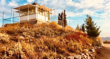 Deadwood Lookout Rec Cabin