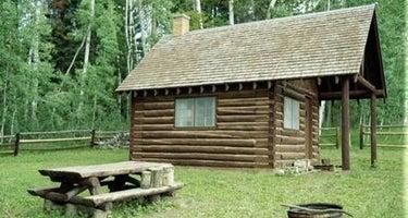 Jack Creek Guard Station