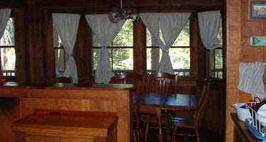 Harvey West Cabin