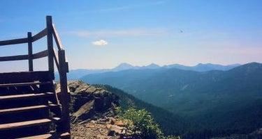 Bolan Mountain Lookout