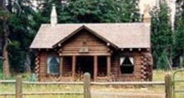 Peavy Cabin