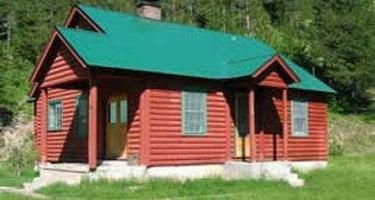 Warm River Cabin