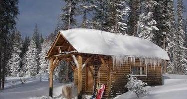 Snow Survey Cabin