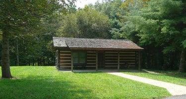 Stony Fork Cabin