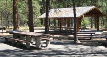 Larry Creek Group Camp