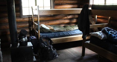 Battle Ridge Cabin