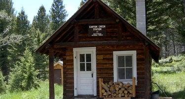 Canyon Creek Cabin
