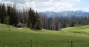 West Fork Cabin (S of Ennis)