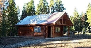 Crandall Creek Cabin