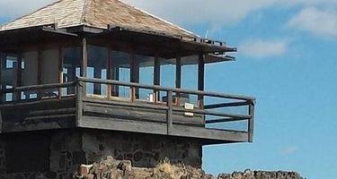 Sheep Mountain Fire Lookout