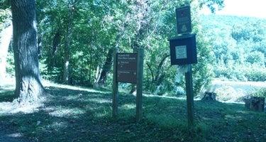 Leopards Mill Hiker-Biker Overnight (HBO) Campsite
