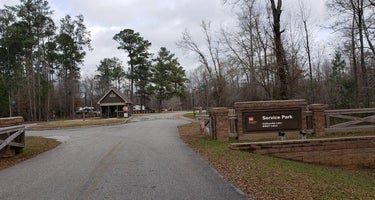 Service Campground