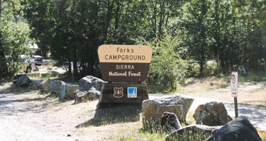 Forks Campground