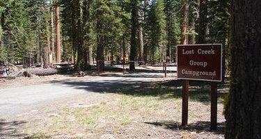 Lost Creek - Group Sites