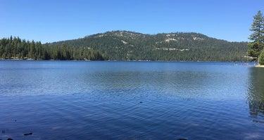 Pass Creek Campground