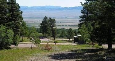 Alvarado Campground