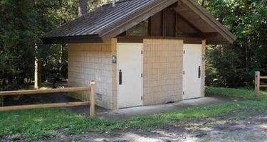Willis Knob Horse Camp