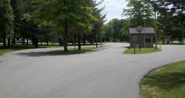 Dam West Rec. Area (camp And Day)
