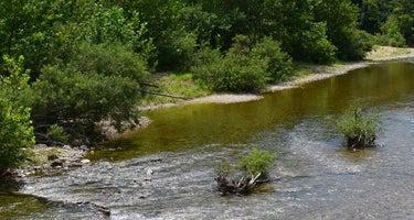 Sutton Bluff Recreation Area