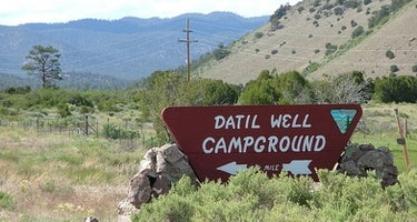 Datil Well Recreation Area Campground