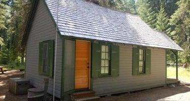 Box Canyon Guard Station Cabin