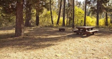 Crescent Creek Campground