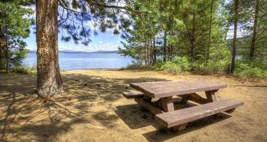 Reservoir Campground - Deschutes National Forest - Closed 2021 Season