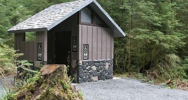 Wiley Creek Group Camp