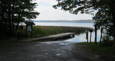 Kentuck Lake Campground
